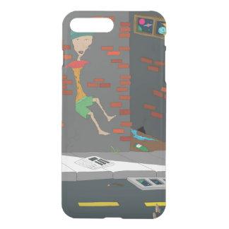 Het Art. van de straat iPhone 7 Plus Hoesje