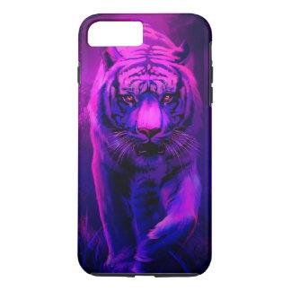 Het Art. van de tijger iPhone 7 Plus Hoesje