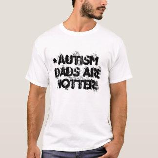 Het autisme Dads is HETER t-shirt