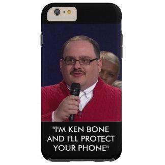 Het Been van Ken zal Uw Telefoon beschermen Tough iPhone 6 Plus Hoesje