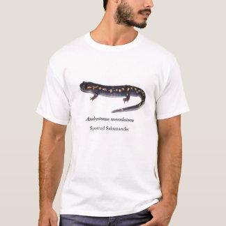 Het bevlekte Overhemd van de Salamander T Shirt