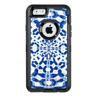 Het blauwe Hoesje van Otterbox van de Telefoon van