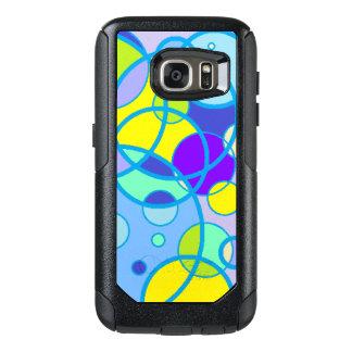 Het blauwgroen Hoesje Samsung van Otterbox van de