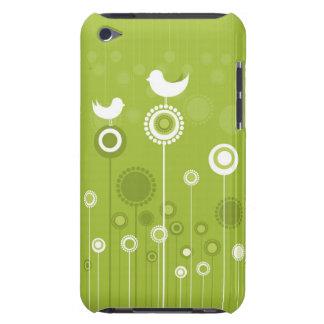 Het capricieuze Hoesje van de Tuin iPod
