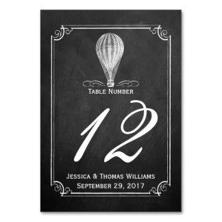 Het collectie van het Huwelijk van de Ballon van Kaart