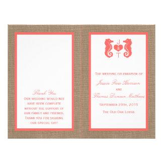 Het collectie van het Huwelijk van het Strand van Flyer
