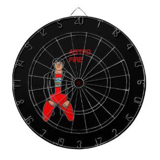 Het Dartboard van de Brand van Astro Dartbord