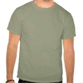 Het echte man maakt tweelingen t shirt