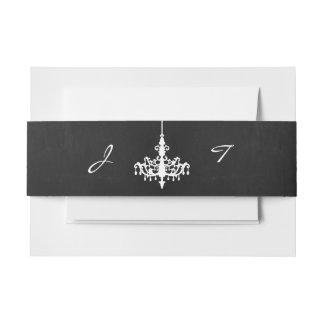 Het elegante Collectie van het Huwelijk van het Uitnodigingen Wikkel