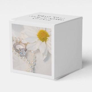 Het elegante Huwelijk van de Margriet Bedankdoosjes