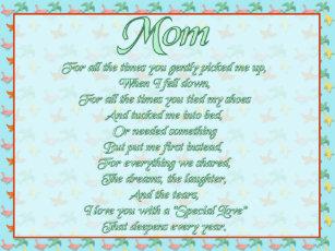Moederdag Gedicht Vlinder Gedichten Ideen