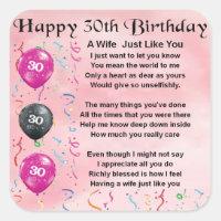 De 30ste Verjaardag Van Vrouwen Cadeaus Zazzle Be