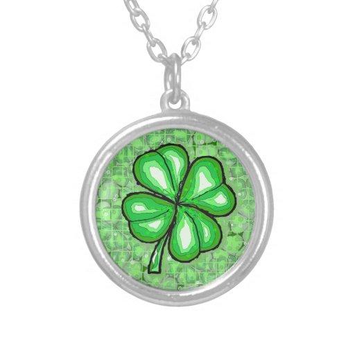 Het geluk van de Ieren Persoonlijke Sieraden