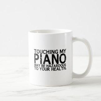 Het Gevaar van de piano Koffiemok