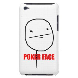 Het Gezicht van de pook - iPod Aanraking 4 Hoesje