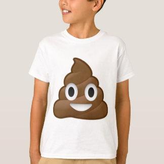 Het glimlachen van Achterschip Emoji T Shirt