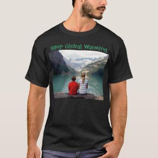 Het Globale Verwarmen van het einde T Shirt