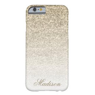 Het Goud van Ombre schittert iPhone 6 Hoesje