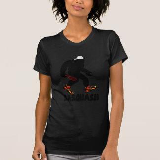 Het grappige Ontwerp van de Sport van de Pompoen Tshirt