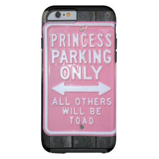 Het grappige slechts teken van het Parkeren van de Tough iPhone 6 Hoesje