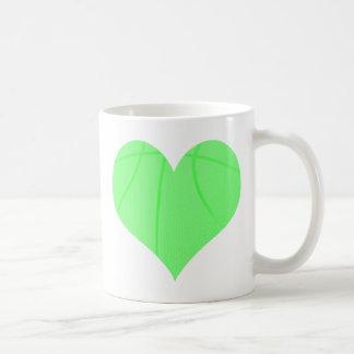 Het Groene Basketbal van het limoen Koffiemok