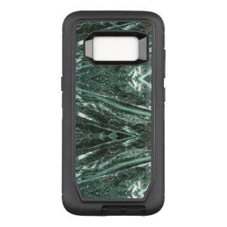 Het groene Marmeren Hoesje van OtterBox Samsung