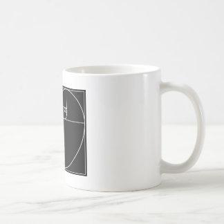 Het Hart van Fibonacci Koffiemok