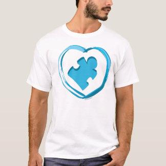Het Hart van het autisme T Shirt