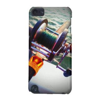 Het Hoesje van de Aanraking van de visserij iPod
