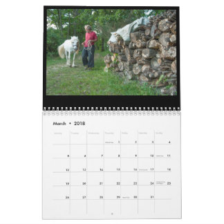 Het Hout van Umbrian Kalender