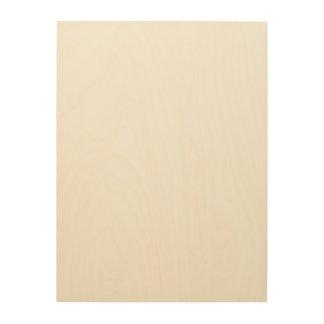 Het Houten Canvas van de douane 18x24