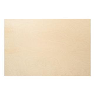 Het Houten Canvas van de douane 36x24