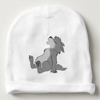 Het huilende Grijze Jong van de Weerwolf Baby Mutsje