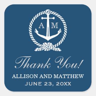 Het huwelijk dankt u goedkeurt Sticker |