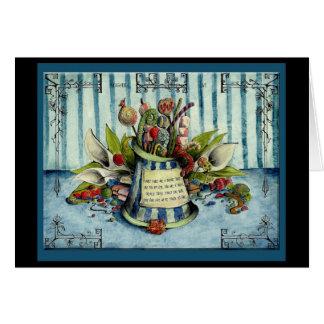 Het huwelijksverjaardag van de suiker: Jupigio-Art Kaart