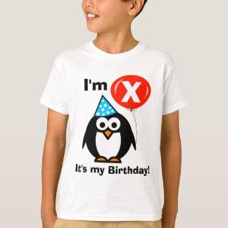 Het is mijn t-shirt van de Verjaardag voor de