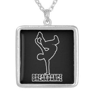 Het ketting van de de douanekleur van Breakdance