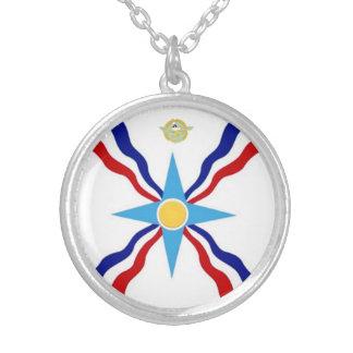Het ketting van de Vlag Assyrian