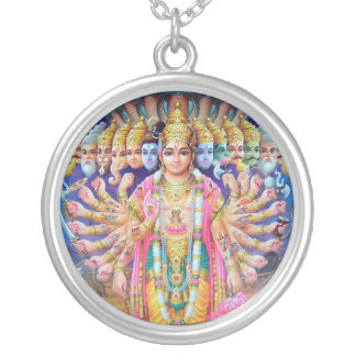 Het Ketting van Vishvarupa van Krishna