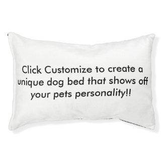 Het klantgerichte Bed van de Hond Hondenbedden