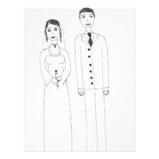 Het klassieke huwelijk folders