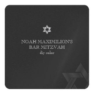 Het klassieke mitzvah/grijs van kaart