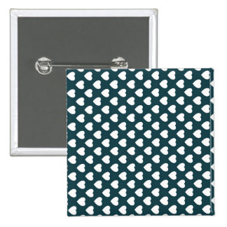 Het klassieke Unieke Modern Verblinden Vierkante Button 5,1 Cm