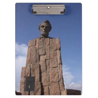 Het Klembord van Lincoln van Abe