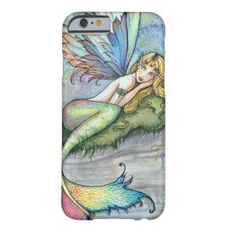 Het kleurrijke Art. van de Fantasie van de Vissen Barely There iPhone 6 Hoesje