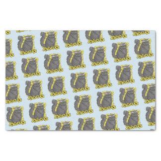 Het knorrige Papieren zakdoekje van het Kat Tissuepapier
