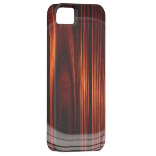 Het koele Geverniste Hout kijkt iPhone 5 Geval iPhone 5 Covers