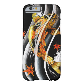 Het koele oosterse Japanse Gouden Gelukkige tattoo Barely There iPhone 6 Case