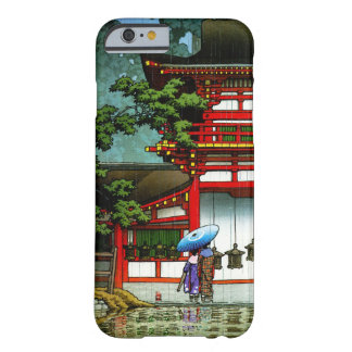 Het koele oosterse Japanse klassieke art. van de t Barely There iPhone 6 Hoesje