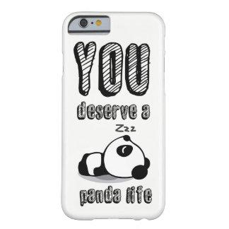 Het leven van de panda barely there iPhone 6 hoesje
